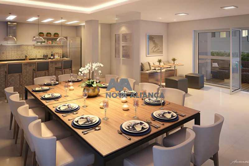 10 - Apartamento à venda Rua Piauí,Cachambi, Rio de Janeiro - R$ 419.000 - NTAP20663 - 10