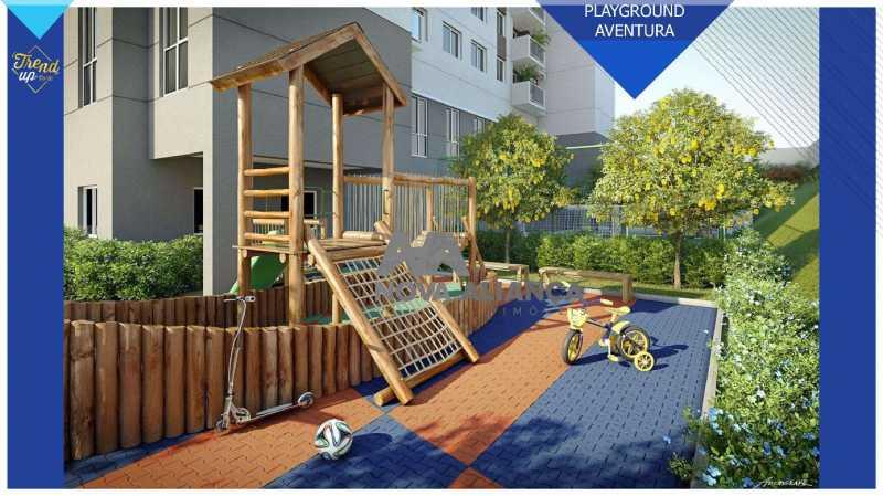 12 - Apartamento à venda Rua Piauí,Cachambi, Rio de Janeiro - R$ 419.000 - NTAP20663 - 12