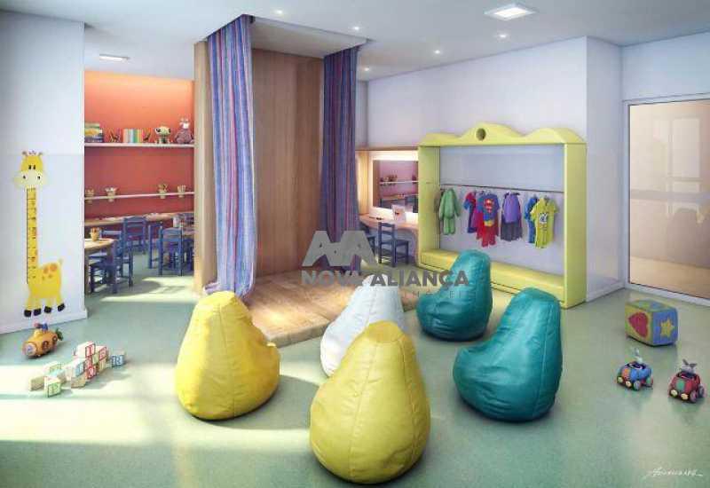 13 - Apartamento à venda Rua Piauí,Cachambi, Rio de Janeiro - R$ 419.000 - NTAP20663 - 13