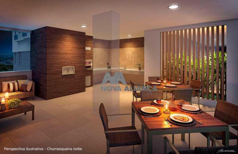 15 - Apartamento à venda Rua Piauí,Cachambi, Rio de Janeiro - R$ 419.000 - NTAP20663 - 15