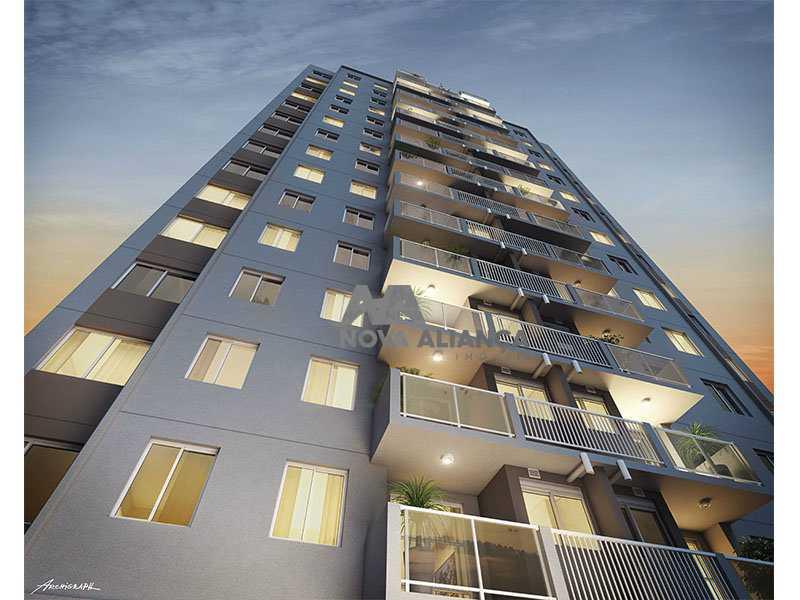 19 - Apartamento à venda Rua Piauí,Cachambi, Rio de Janeiro - R$ 419.000 - NTAP20663 - 18