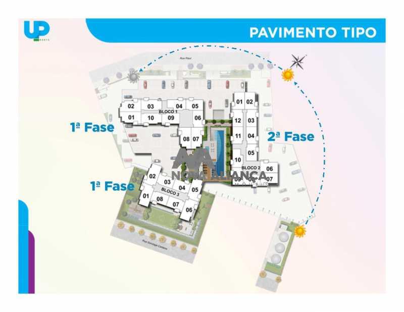 21 - Apartamento à venda Rua Piauí,Cachambi, Rio de Janeiro - R$ 419.000 - NTAP20663 - 20