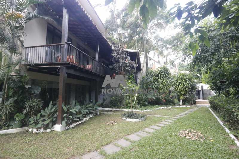 _MG_3517 - Casa à venda Rua General Mariante,Laranjeiras, Rio de Janeiro - R$ 3.750.000 - NBCA60007 - 1