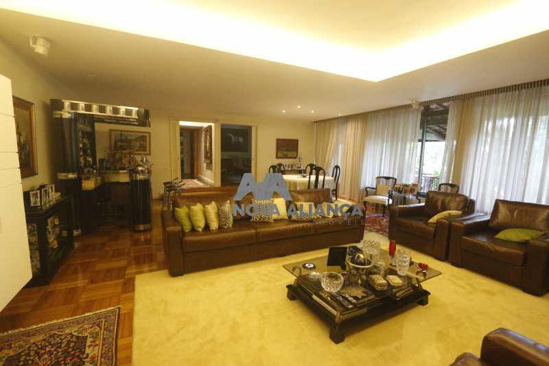 _MG_3525 - Casa à venda Rua General Mariante,Laranjeiras, Rio de Janeiro - R$ 3.750.000 - NBCA60007 - 7