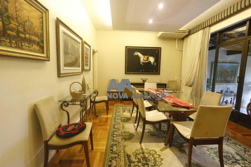 _MG_3530 - Casa à venda Rua General Mariante,Laranjeiras, Rio de Janeiro - R$ 3.750.000 - NBCA60007 - 9