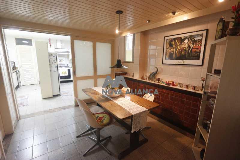 _MG_3535 - Casa à venda Rua General Mariante,Laranjeiras, Rio de Janeiro - R$ 3.750.000 - NBCA60007 - 18