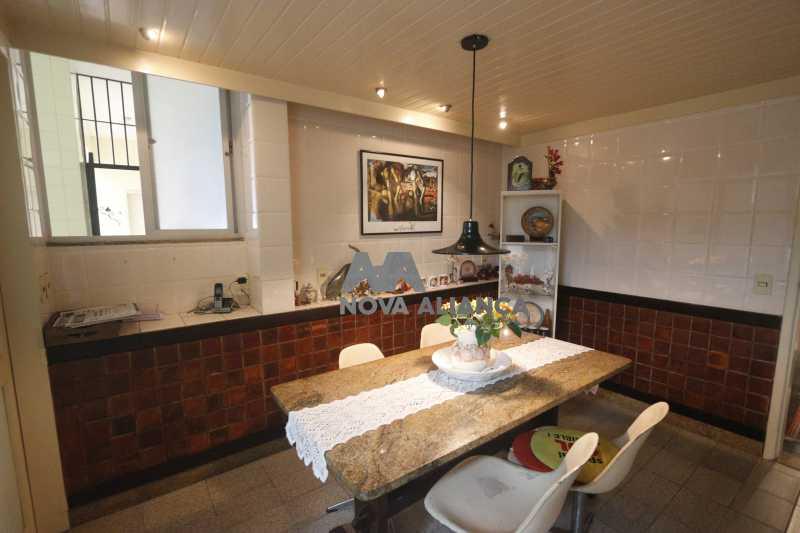 _MG_3538 - Casa à venda Rua General Mariante,Laranjeiras, Rio de Janeiro - R$ 3.750.000 - NBCA60007 - 20