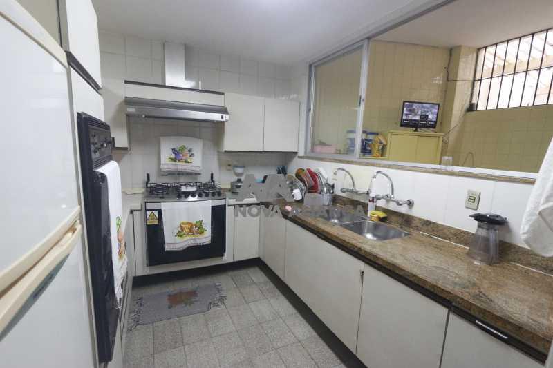 _MG_3540 - Casa à venda Rua General Mariante,Laranjeiras, Rio de Janeiro - R$ 3.750.000 - NBCA60007 - 21