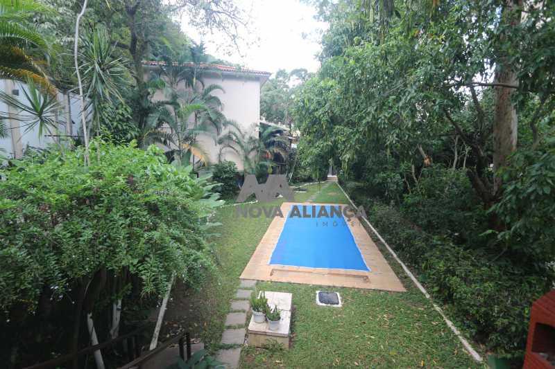 IMG_3514 - Casa à venda Rua General Mariante,Laranjeiras, Rio de Janeiro - R$ 3.750.000 - NBCA60007 - 4