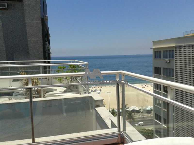 7 - Flat à venda Rua Domingos Ferreira,Copacabana, Rio de Janeiro - R$ 720.000 - NCFL10032 - 1