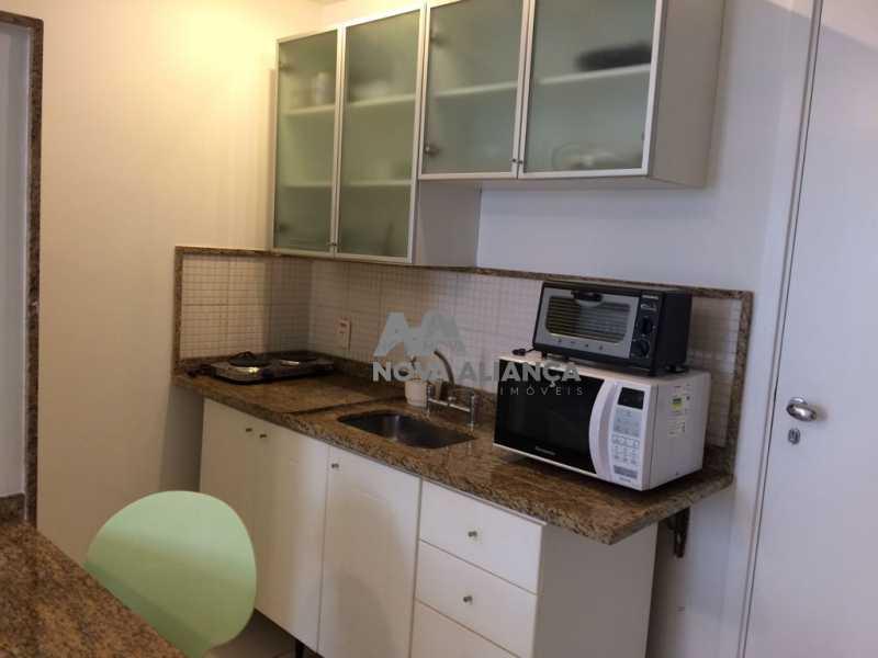 1 - Flat à venda Rua Domingos Ferreira,Copacabana, Rio de Janeiro - R$ 720.000 - NCFL10032 - 6