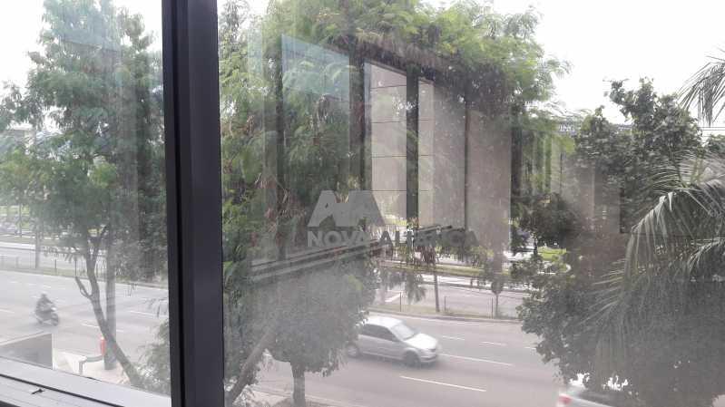 20180412_151523 - Sala Comercial 184m² à venda Avenida Embaixador Abelardo Bueno,Barra da Tijuca, Rio de Janeiro - R$ 1.626.592 - NISL00084 - 12