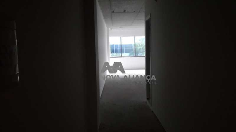 20180412_151646 - Sala Comercial 184m² à venda Avenida Embaixador Abelardo Bueno,Barra da Tijuca, Rio de Janeiro - R$ 1.626.592 - NISL00084 - 24