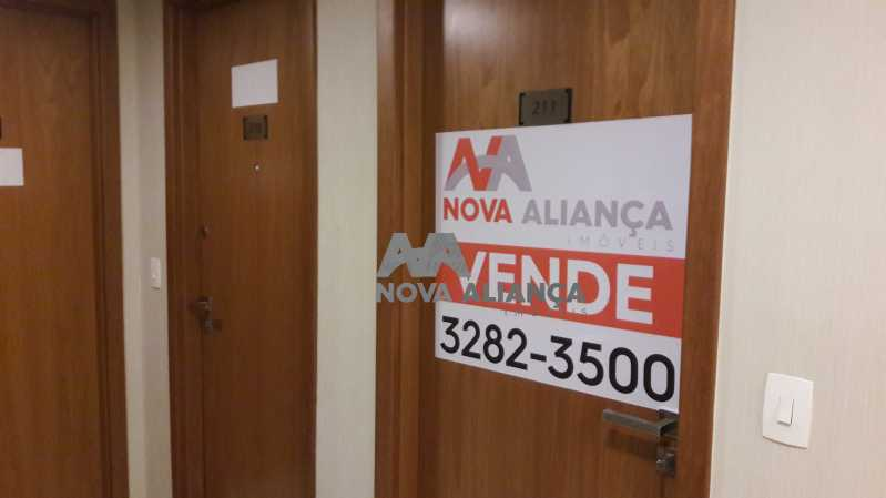 20180412_162102 - Sala Comercial 123m² à venda Avenida Embaixador Abelardo Bueno,Barra da Tijuca, Rio de Janeiro - R$ 1.082.488 - NISL00085 - 3