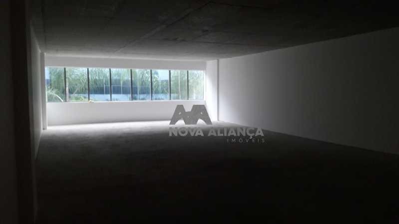 20180412_162118 - Sala Comercial 123m² à venda Avenida Embaixador Abelardo Bueno,Barra da Tijuca, Rio de Janeiro - R$ 1.082.488 - NISL00085 - 4