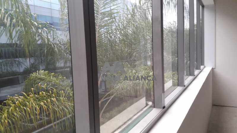 20180412_162159 - Sala Comercial 123m² à venda Avenida Embaixador Abelardo Bueno,Barra da Tijuca, Rio de Janeiro - R$ 1.082.488 - NISL00085 - 7