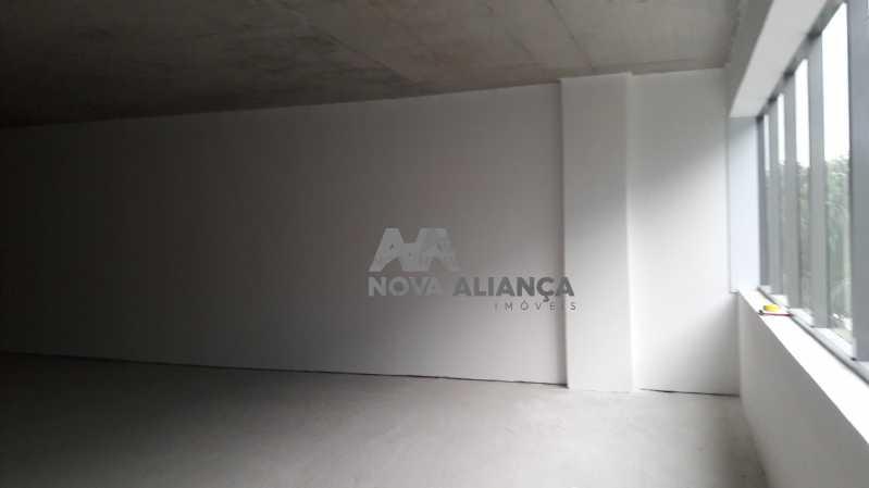 20180412_162209 - Sala Comercial 123m² à venda Avenida Embaixador Abelardo Bueno,Barra da Tijuca, Rio de Janeiro - R$ 1.082.488 - NISL00085 - 9