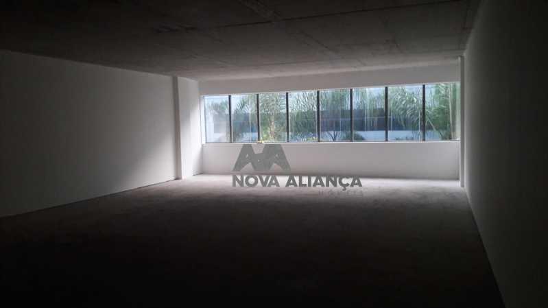 20180412_162555 - Sala Comercial 123m² à venda Avenida Embaixador Abelardo Bueno,Barra da Tijuca, Rio de Janeiro - R$ 1.082.488 - NISL00085 - 11