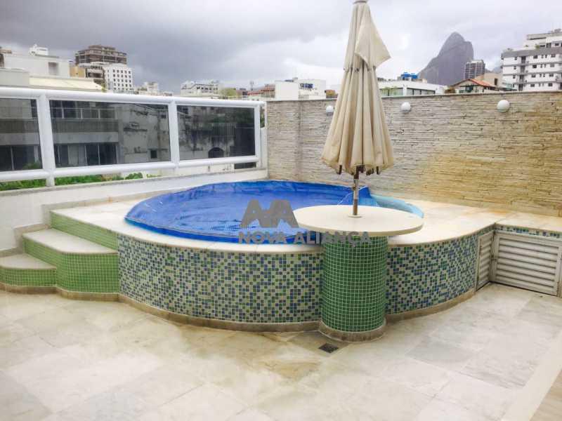 f2 - Cobertura 3 quartos à venda Ipanema, Rio de Janeiro - R$ 5.100.000 - NICO30087 - 1