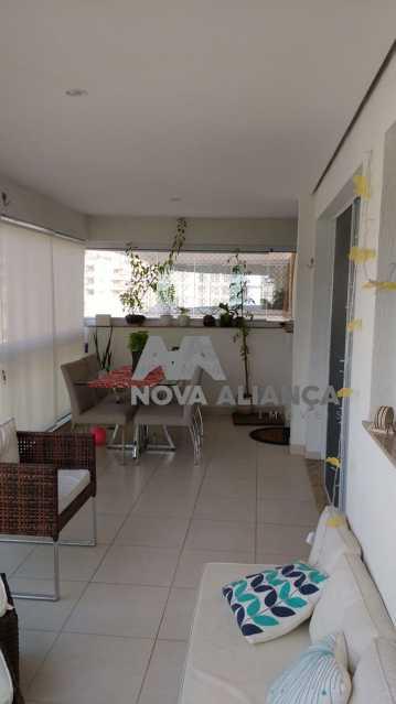 0fba1532-a848-40d1-93eb-4d5c04 - Cobertura à venda Avenida Tim Maia,Recreio dos Bandeirantes, Rio de Janeiro - R$ 740.000 - NICO30088 - 5