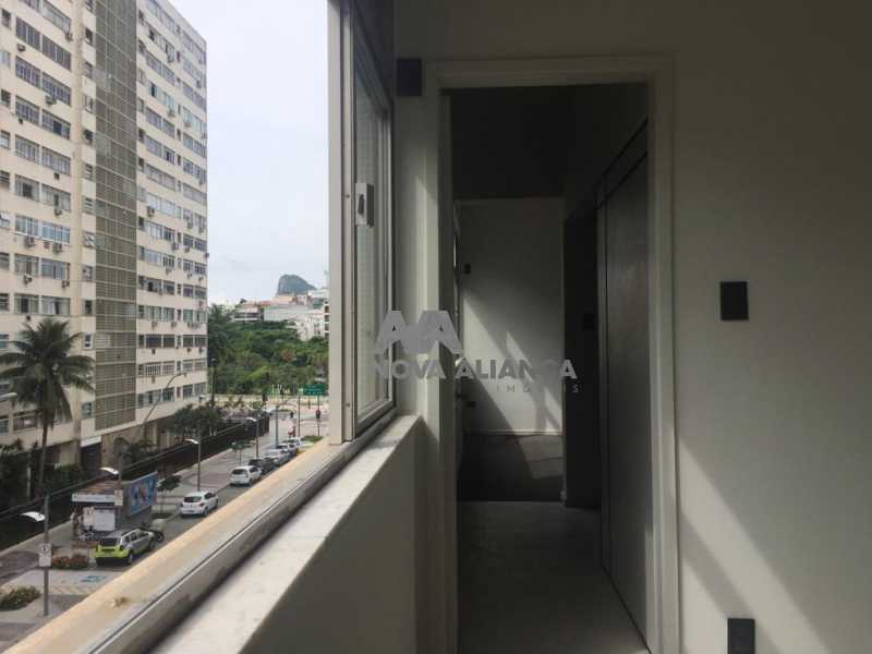 Ataulfo 35-3 - Sala Comercial 30m² à venda Rua Almirante Pereira Guimarães,Leblon, Rio de Janeiro - R$ 720.000 - NISL00087 - 1