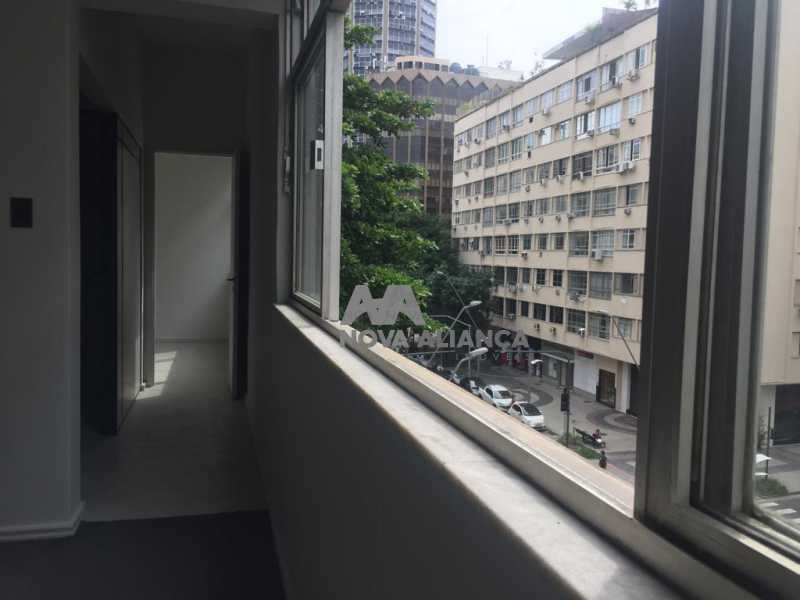 Ataulfo 35-6 - Sala Comercial 30m² à venda Rua Almirante Pereira Guimarães,Leblon, Rio de Janeiro - R$ 720.000 - NISL00087 - 3