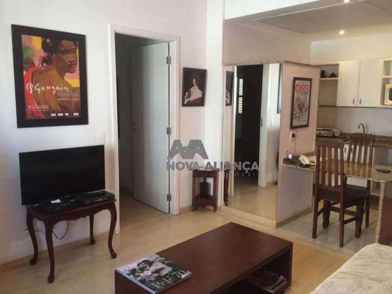 cd7ecef3-6060-47fc-99b2-1de8a3 - Flat à venda Rua Domingos Ferreira,Copacabana, Rio de Janeiro - R$ 800.000 - NCFL10035 - 1