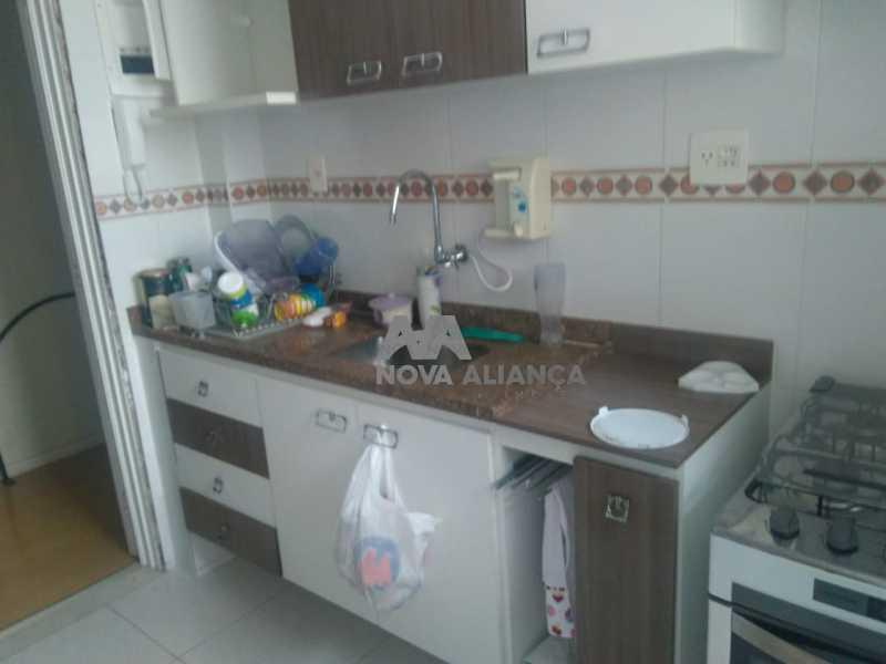 654 - Apartamento à venda Rua Conselheiro Zenha,Tijuca, Rio de Janeiro - R$ 640.000 - NBAP31209 - 13