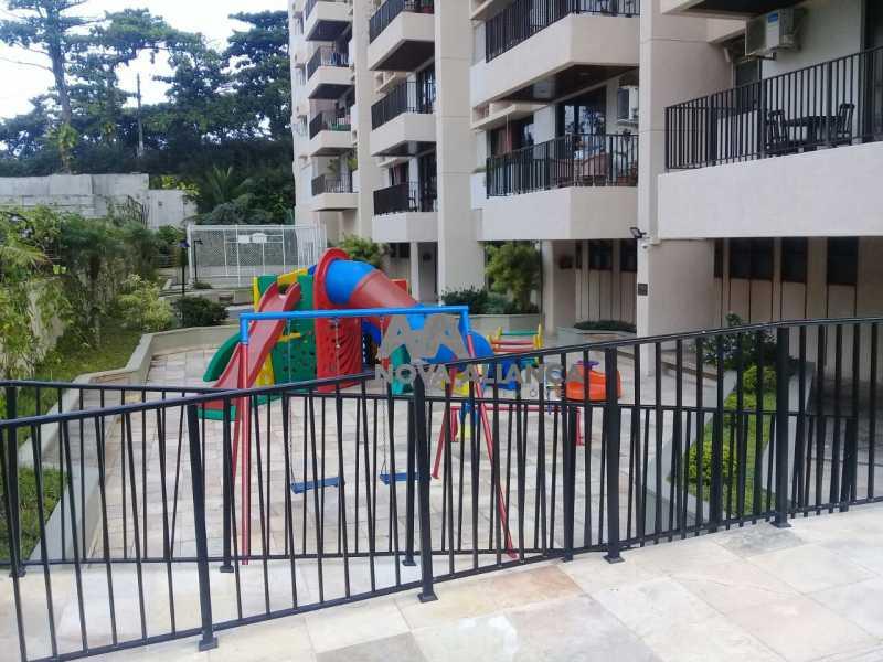 foto Francisco Otaviano 49.jpg - Apartamento À Venda - Copacabana - Rio de Janeiro - RJ - NSAP20553 - 20
