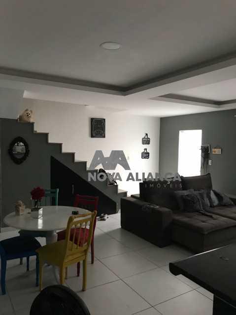 WhatsApp Image 2018-01-26 at 1 - Casa de Vila 3 quartos à venda Camorim, Rio de Janeiro - R$ 395.000 - NICV30007 - 1