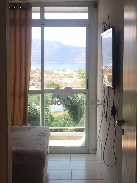 e8d18d83-e5c2-4efb-a454-b1110e - Apartamento à venda Rua Desembargador Nicolau Mary Júnior,Camboinhas, Niterói - R$ 510.000 - NCAP10628 - 13
