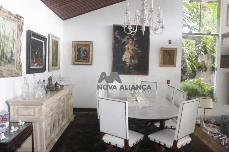 _MG_6664 - Casa à venda Rua Coronel Ribeiro Gomes,São Conrado, Rio de Janeiro - R$ 3.000.000 - NICA30015 - 13