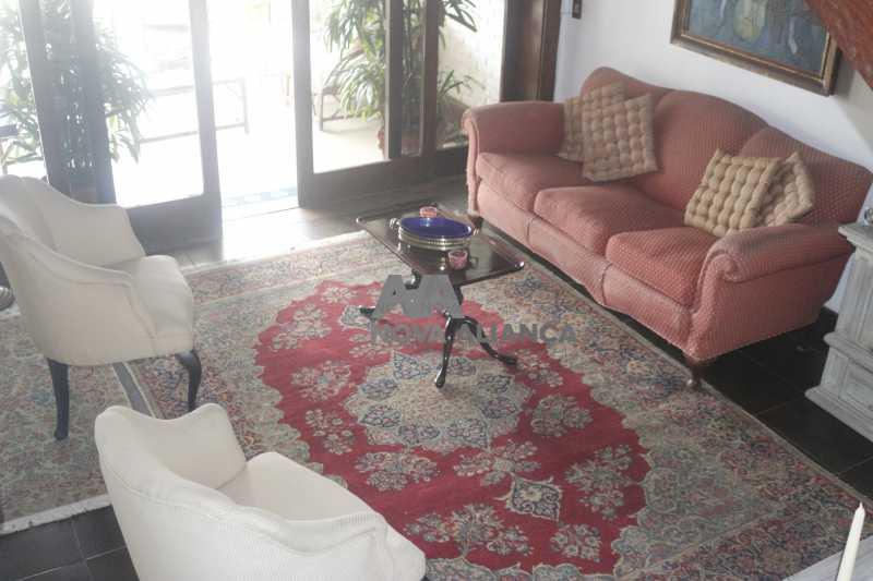 _MG_6666 - Casa à venda Rua Coronel Ribeiro Gomes,São Conrado, Rio de Janeiro - R$ 3.000.000 - NICA30015 - 14