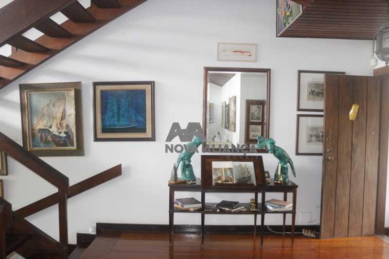 _MG_6667 - Casa à venda Rua Coronel Ribeiro Gomes,São Conrado, Rio de Janeiro - R$ 3.000.000 - NICA30015 - 9