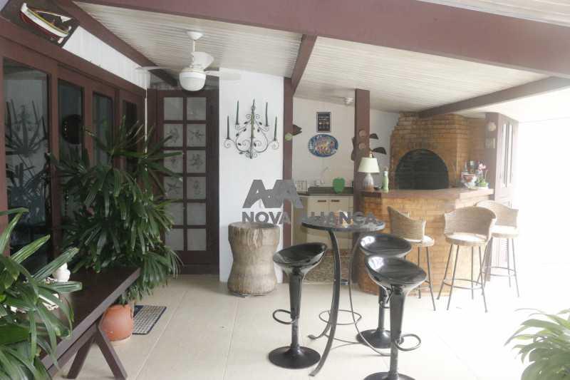 _MG_6670 - Casa à venda Rua Coronel Ribeiro Gomes,São Conrado, Rio de Janeiro - R$ 3.000.000 - NICA30015 - 4