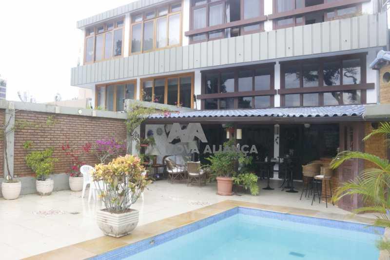 _MG_6682 - Casa à venda Rua Coronel Ribeiro Gomes,São Conrado, Rio de Janeiro - R$ 3.000.000 - NICA30015 - 3