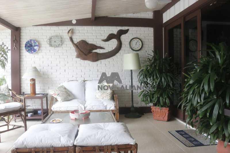 _MG_6686 - Casa à venda Rua Coronel Ribeiro Gomes,São Conrado, Rio de Janeiro - R$ 3.000.000 - NICA30015 - 8
