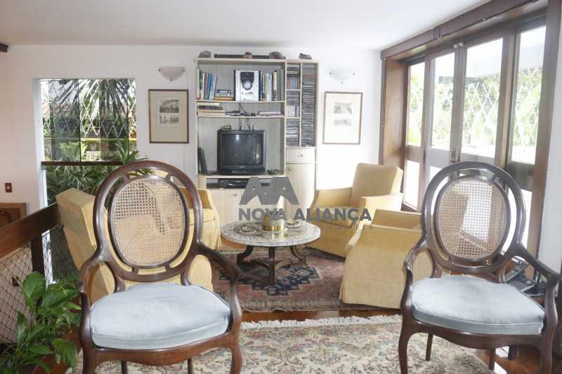 _MG_6687 - Casa à venda Rua Coronel Ribeiro Gomes,São Conrado, Rio de Janeiro - R$ 3.000.000 - NICA30015 - 10