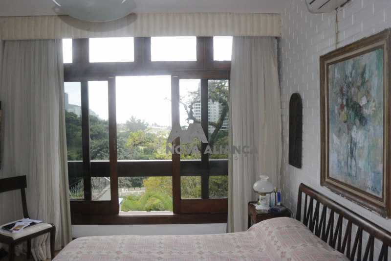 _MG_6692 - Casa à venda Rua Coronel Ribeiro Gomes,São Conrado, Rio de Janeiro - R$ 3.000.000 - NICA30015 - 16