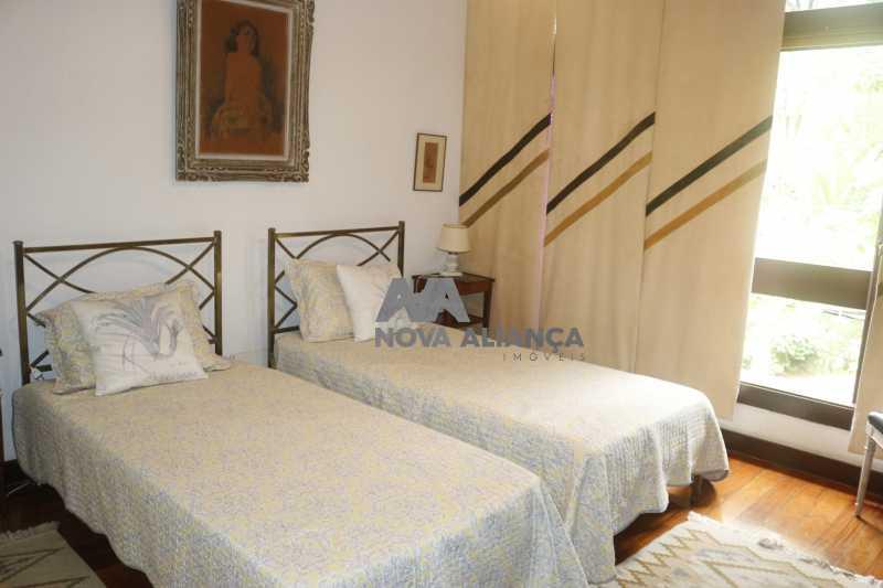 _MG_6704 - Casa à venda Rua Coronel Ribeiro Gomes,São Conrado, Rio de Janeiro - R$ 3.000.000 - NICA30015 - 22