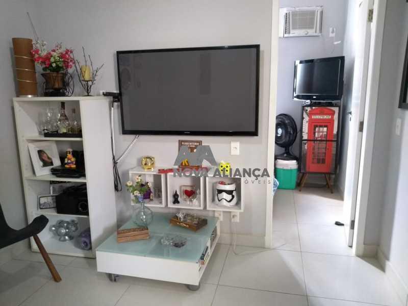 7 - Apartamento à venda Rua Costa Bastos,Santa Teresa, Rio de Janeiro - R$ 350.000 - NFAP10817 - 7