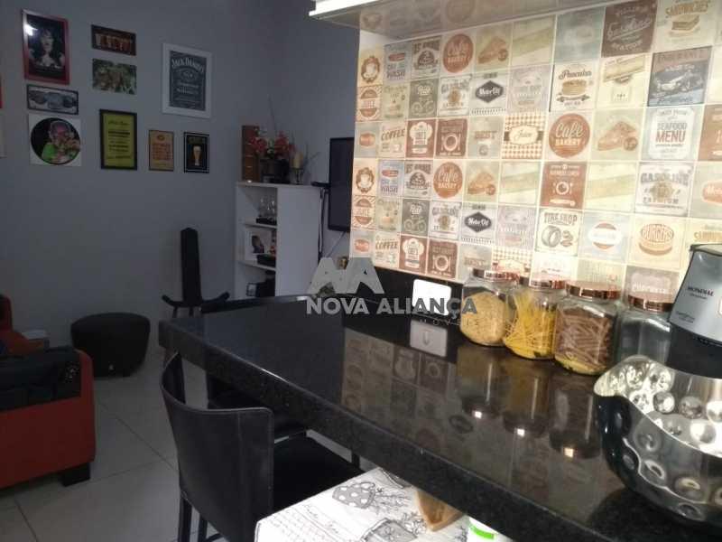 13 - Apartamento à venda Rua Costa Bastos,Santa Teresa, Rio de Janeiro - R$ 350.000 - NFAP10817 - 12