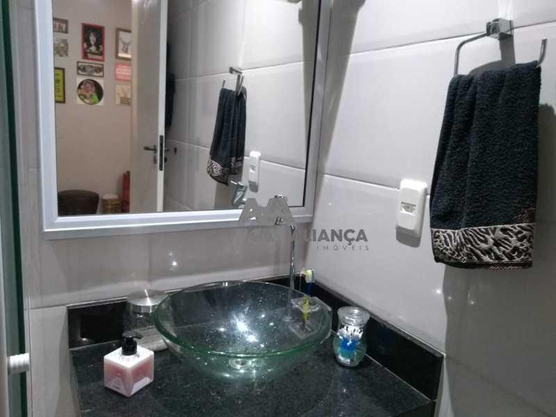 14 - Apartamento à venda Rua Costa Bastos,Santa Teresa, Rio de Janeiro - R$ 350.000 - NFAP10817 - 19