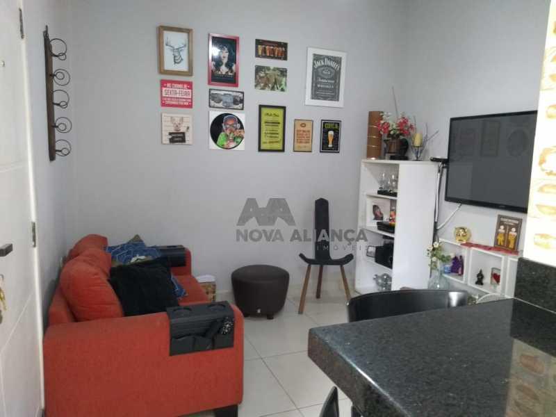 15 - Apartamento à venda Rua Costa Bastos,Santa Teresa, Rio de Janeiro - R$ 350.000 - NFAP10817 - 6