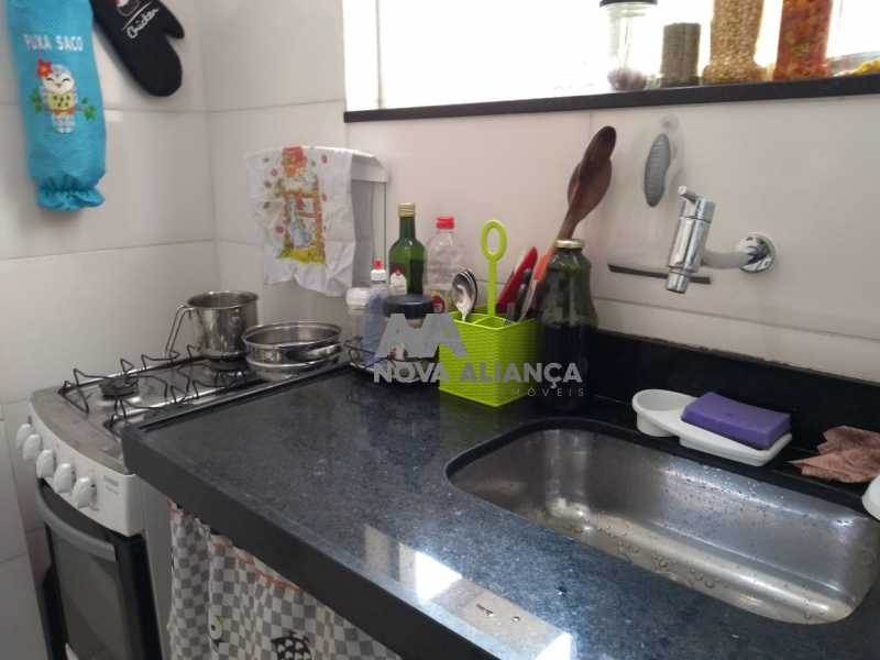 17 - Apartamento à venda Rua Costa Bastos,Santa Teresa, Rio de Janeiro - R$ 350.000 - NFAP10817 - 13
