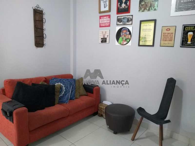 18 - Apartamento à venda Rua Costa Bastos,Santa Teresa, Rio de Janeiro - R$ 350.000 - NFAP10817 - 3
