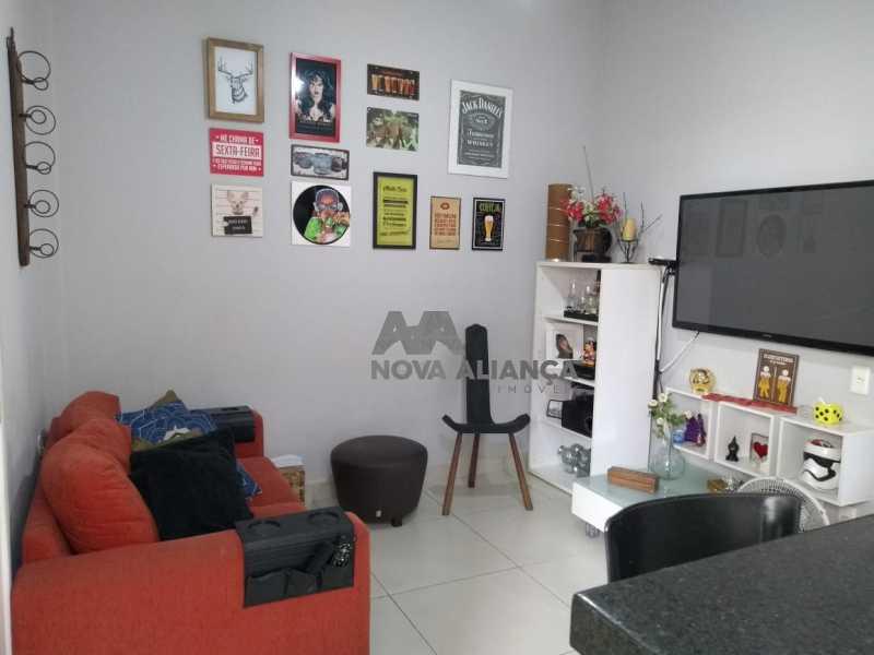 20 - Apartamento à venda Rua Costa Bastos,Santa Teresa, Rio de Janeiro - R$ 350.000 - NFAP10817 - 1