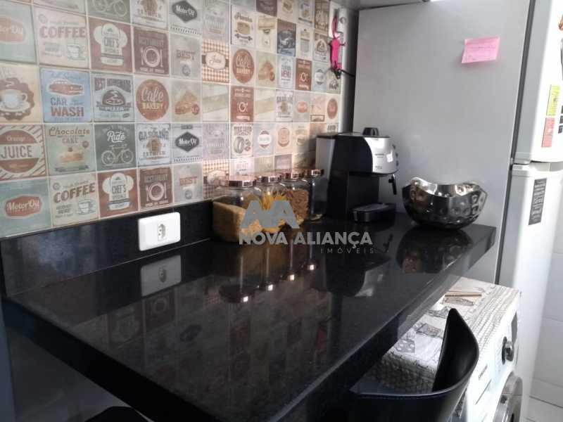 22 - Apartamento à venda Rua Costa Bastos,Santa Teresa, Rio de Janeiro - R$ 350.000 - NFAP10817 - 17