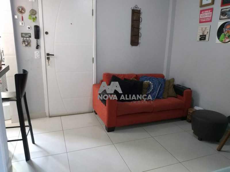 28 - Apartamento à venda Rua Costa Bastos,Santa Teresa, Rio de Janeiro - R$ 350.000 - NFAP10817 - 4