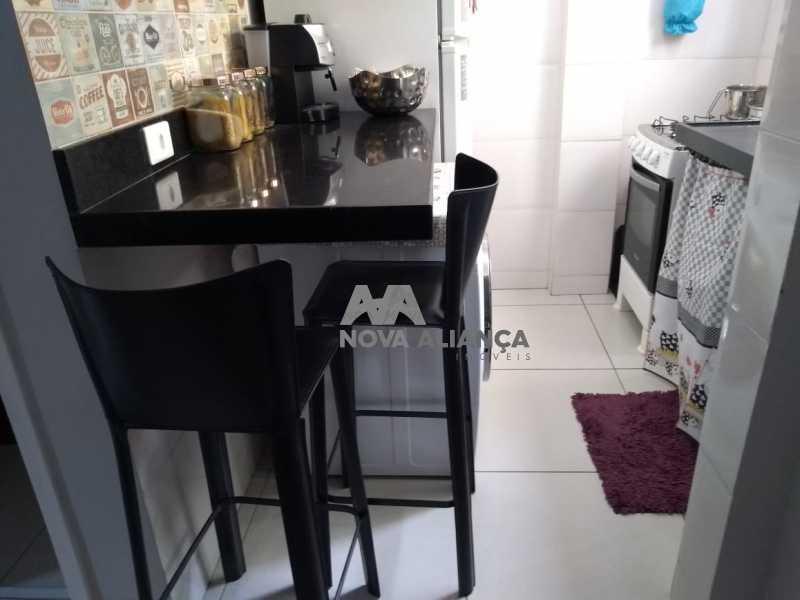 29 - Apartamento à venda Rua Costa Bastos,Santa Teresa, Rio de Janeiro - R$ 350.000 - NFAP10817 - 18